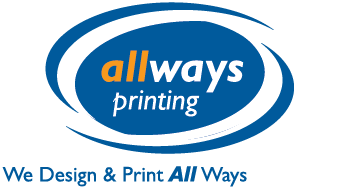 AllwaysPrinting logo on orange bg-01